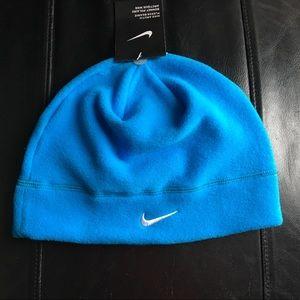 Nike Arctic Blue Fleece Beanie